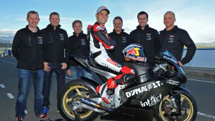 review Cortese Almeria test 19.-21. november