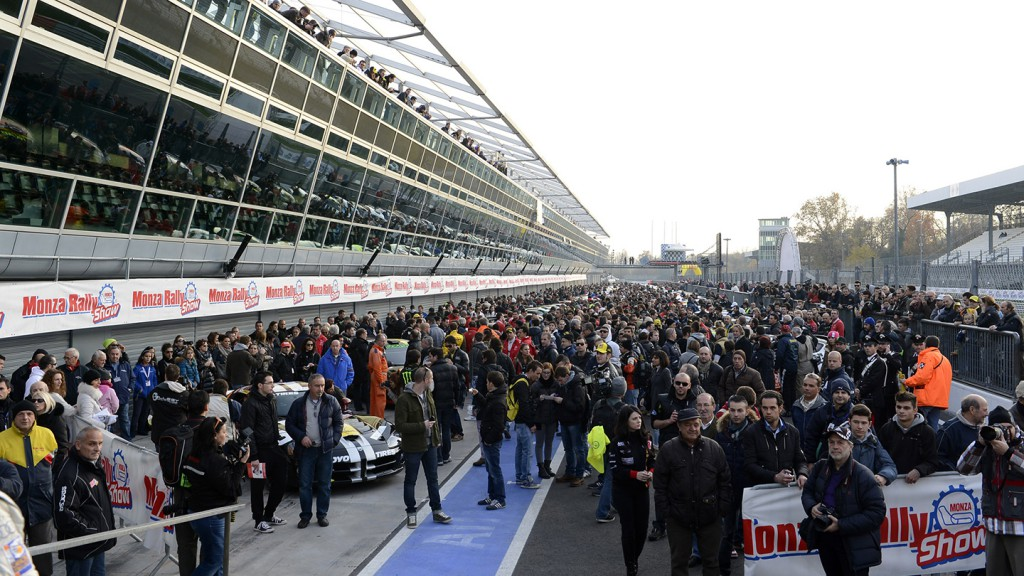 2012 Monza Rally Show