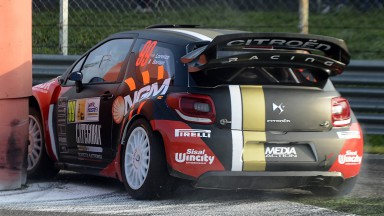 Jorge Lorenzo, 2012 Monza Rally Show