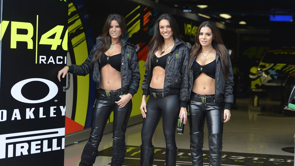 Monster Energy Girls, 2012 Monza Rally Show
