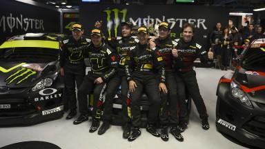 Valentino Rossi, 2012 Monza Rally Show