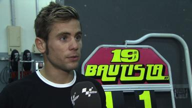 Bautista goes through the motions with Showa in Sepang