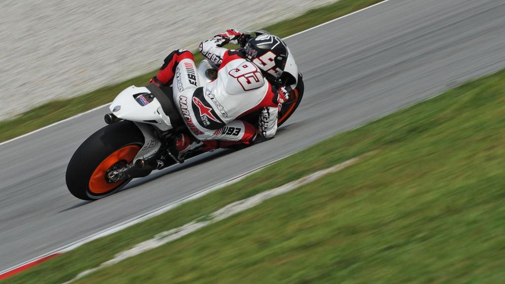 Marc Marquez, Repsol Honda Team, HRC Sepang Test