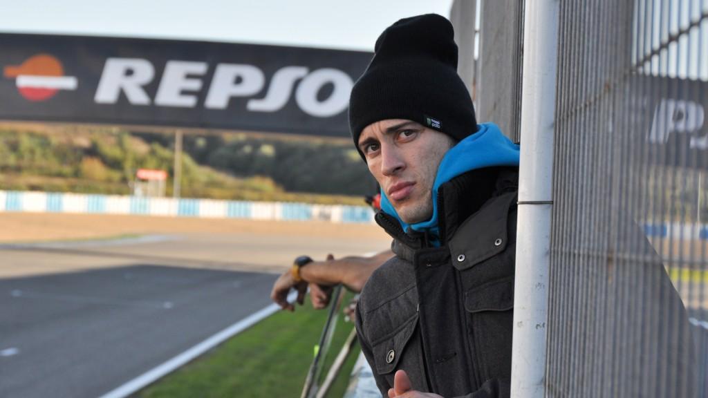 Andrea Dovizioso, Ducati Team, MotoGP Test Jerez
