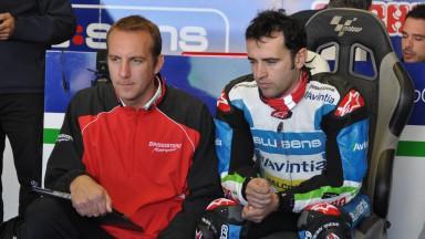 Hector Barbera, Avintia Blusens, MotoGP Test Jerez