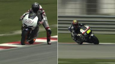 Sepang HRC Test - Track action highlights - Day 3