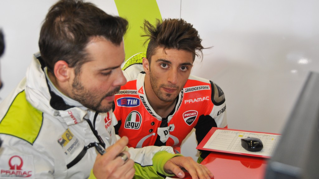 Andrea Iannone, Pramac Racing Team, MotoGP Test Jerez