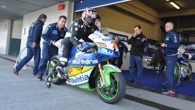 Hiroshi Aoyama, Avintia Blusens, MotoGP Jerez Test