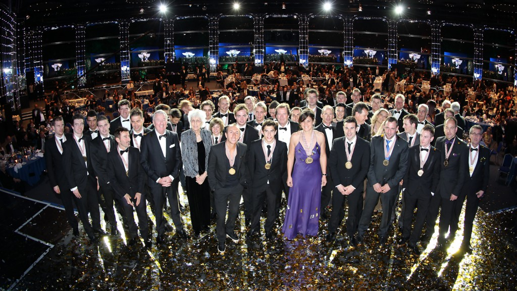 2012 FIM Gala Ceremony held in Monte-Carlo