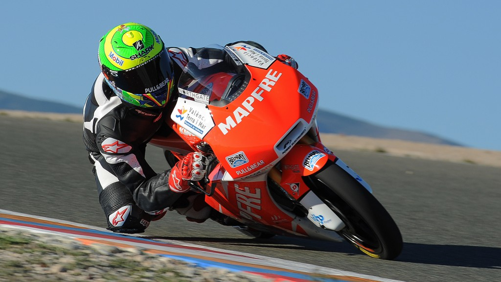 Eric Granado, Mapfre Aspar Team Moto3, Almería Test