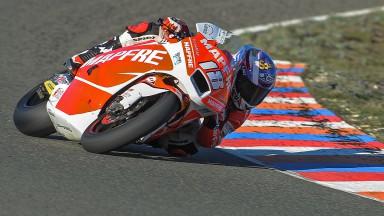 Nico Terol, Mapfre Aspar Team Moto2, Almería Test