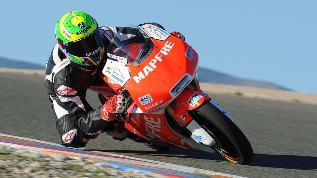 Eric Granado, Mapfre Aspar Team Moto3, Almeria Test