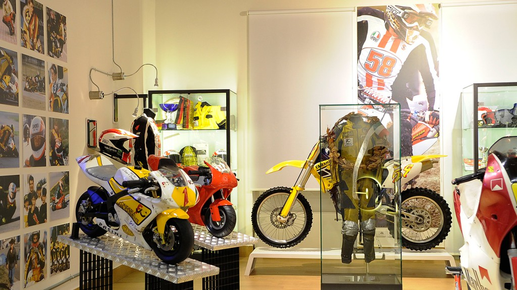History of Sic exhibition in Coriano