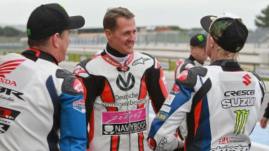 McGuinness, Schumacher, Flinty - Paul Ricard Circuit
