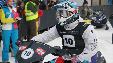 Marcel Schroetter - Snow Mobile 2012