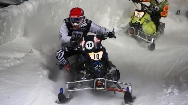 Scott Redding - Snow Mobile 2012