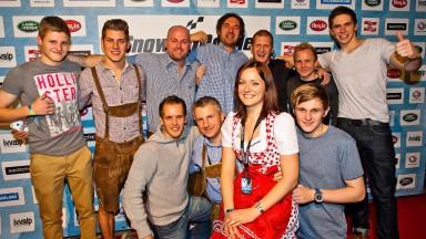 Ajo, Schroetter, Kallio, Redding & Lang Team - Snow Mobile 2012