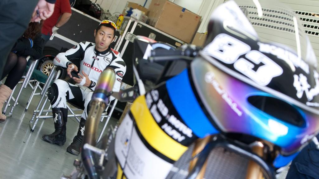 Yuki Takahashi, Honda Asia Team Tady