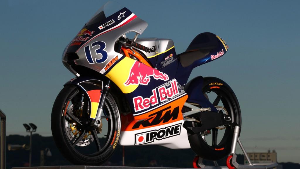 KTM Moto3 - Red Bull MotoGP Rookies Cup