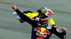 Re-live Sandro Cortese celebrating his Moto3™ title triumph