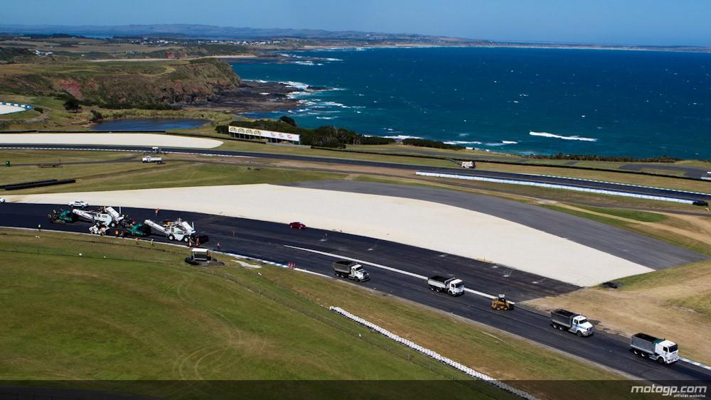 MotoGP at Phillip Island for Ten More Years - autoevolution