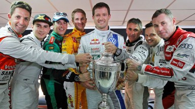 2012 Race of Champions Line-up