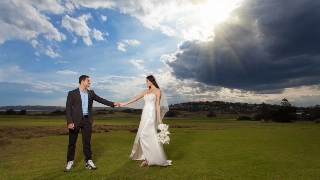 Lauren Vickers & Randy de Puniet Wedding - © Copyright Jonathan Dear