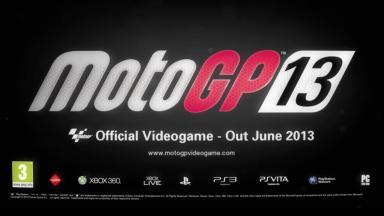 MotoGP™13 Official Videogame Teaser