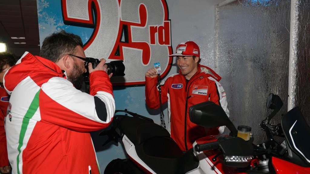 Nicky Hayden, Ducati Team - Wrooom 2013