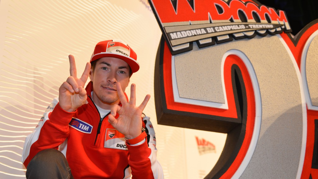 Nicky Hayden, Ducati Team, Wrooom 2013
