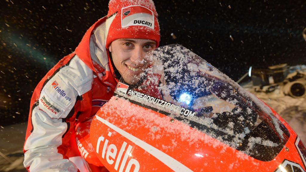 Andrea Dovizioso, Ducati Team - Wrooom 2013