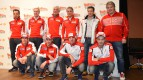 Ducati Team Riders & Management, Wrooom 2013