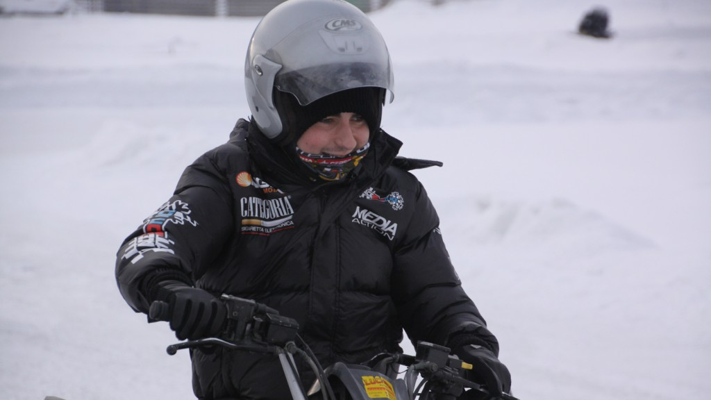 Jorge Lorenzo, Yamaha Factory Racing, Livigno