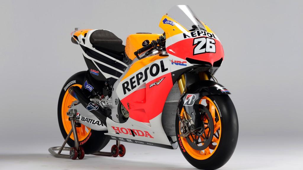 Dani Pedrosa´s RC213V, Repsol Honda Team