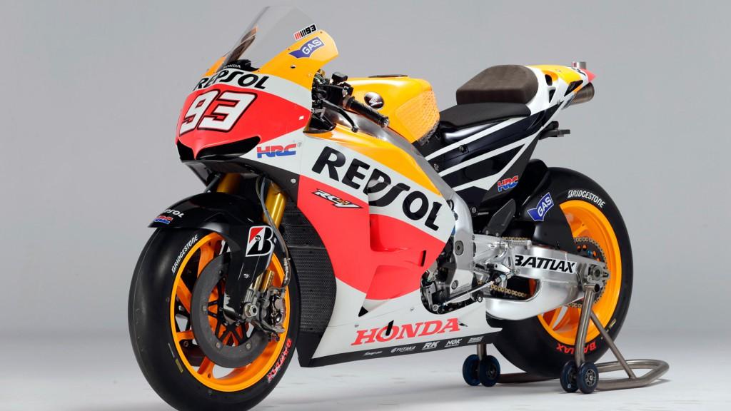 Marc Marquez´ RC213V, Repsol Honda Team