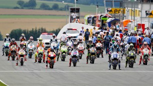 New Qualifying format for 2013 MotoGP™ season explained