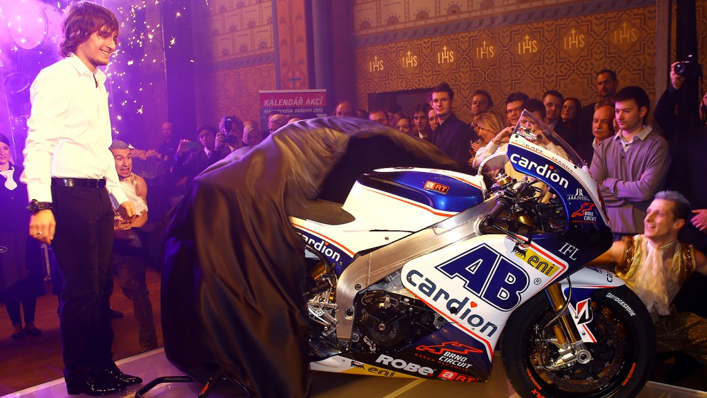 Karel Abraham, Cardion AB Motoracing presentation