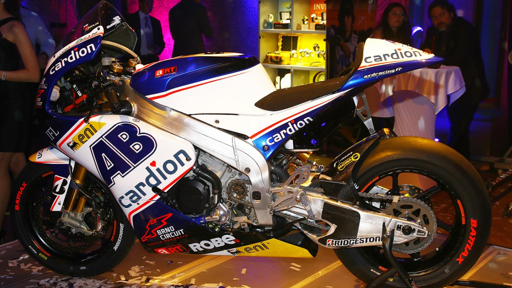 Cardion AB Motoracing presentation