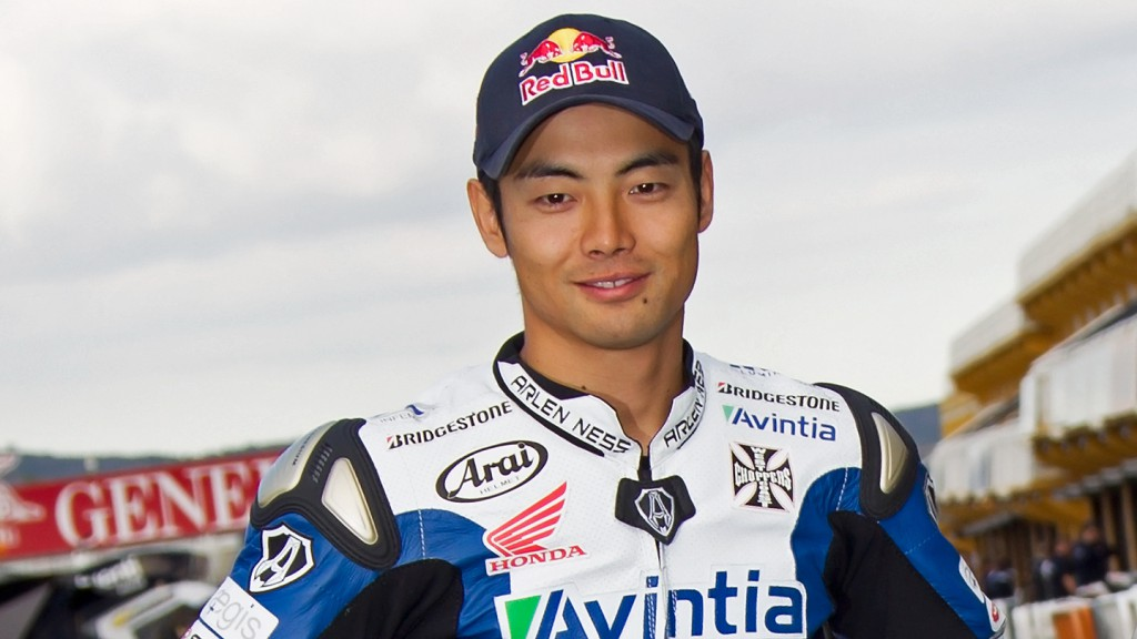 Hiroshi Aoyama, Avintia Blusens