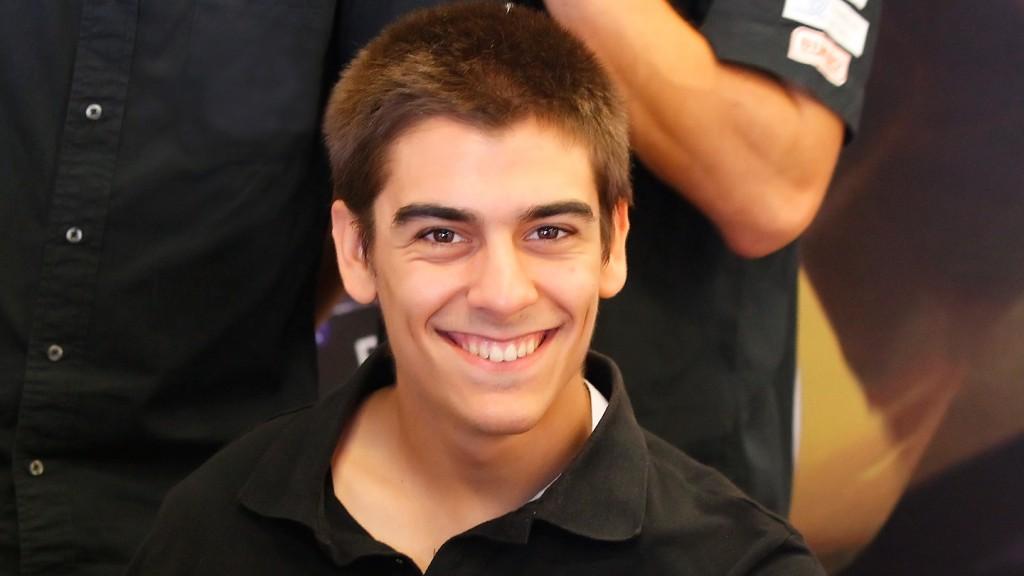 Alberto Moncayo, Arguiñano y Gines Racing