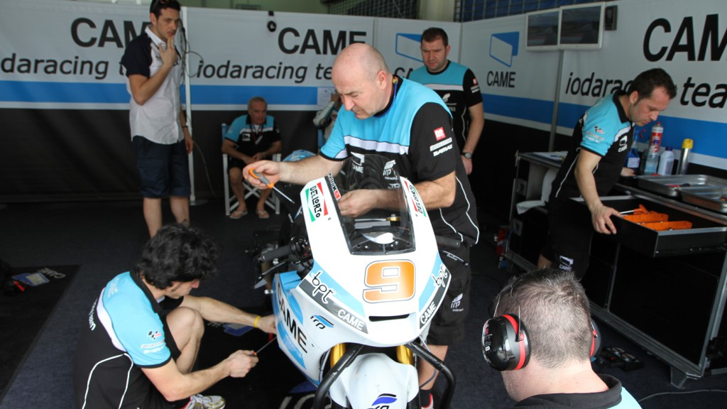 Came IodaRacing Project Team - Sepang ECU Test