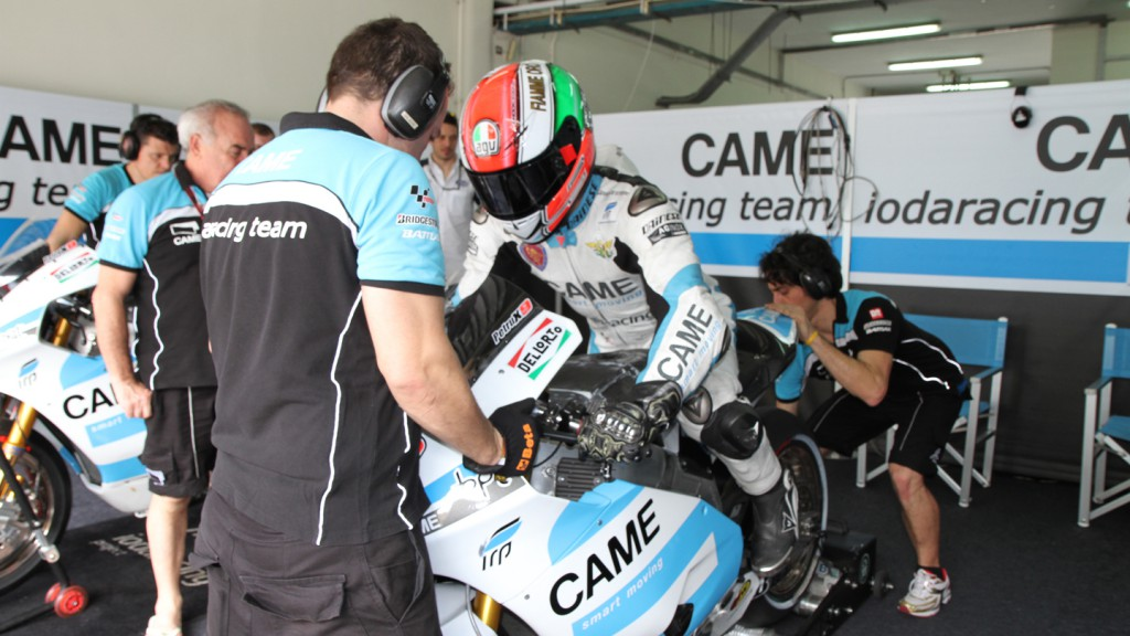 Danilo Petrucci, Came IodaRacing Project - Sepang ECU Test