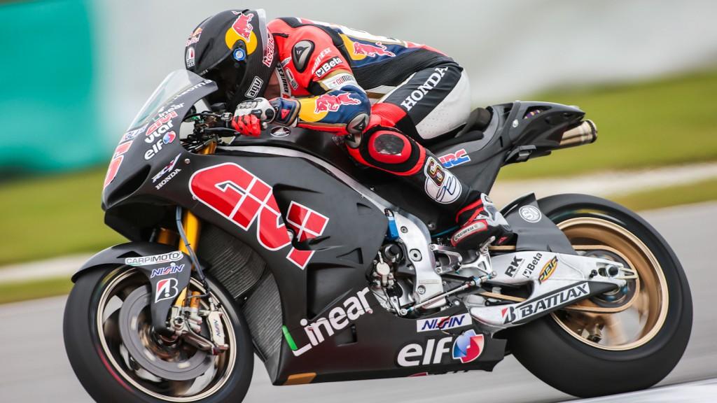 Stefan Bradl, LCR Honda MotoGP - Sepang Official MotoGP Test © Gigi Soldano / Milagro