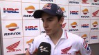 Márquez pleased with confident start