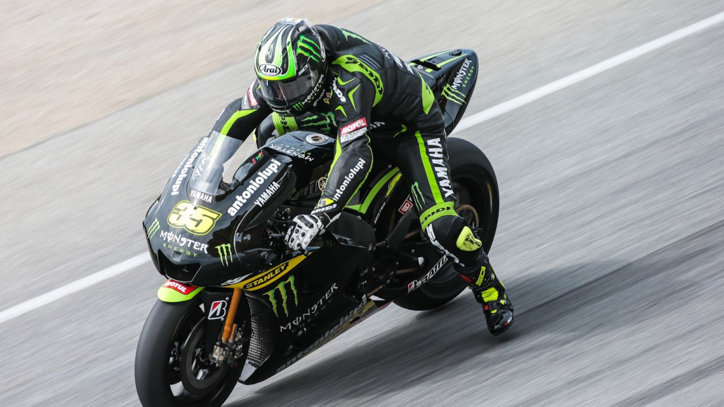 Cal Crutchlow, Monster Yamaha Tech 3 - Sepang Official MotoGP Test