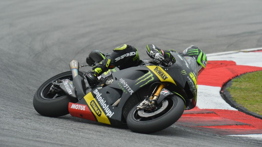 Cal Crutchlow, Monster Yamaha Tech 3 - Sepang Official MotoGP Test © Gigi Soldano / Milagro