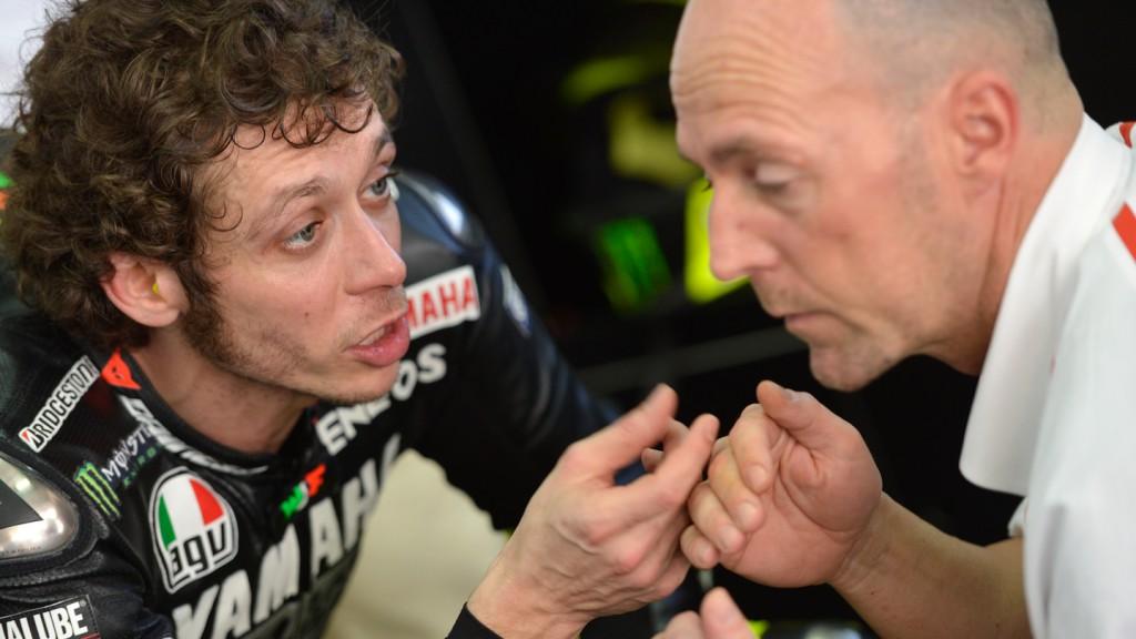 Valentino Rossi, Yamaha Factory Racing - Sepang Official MotoGP Test © Gigi Soldano / Milagro