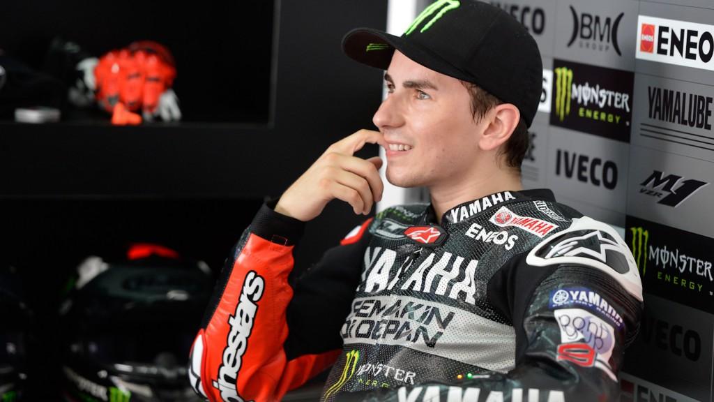 Jorge Lorenzo, Yamaha Factory Racing - Sepang Official MotoGP Test © Gigi Soldano / Milagro