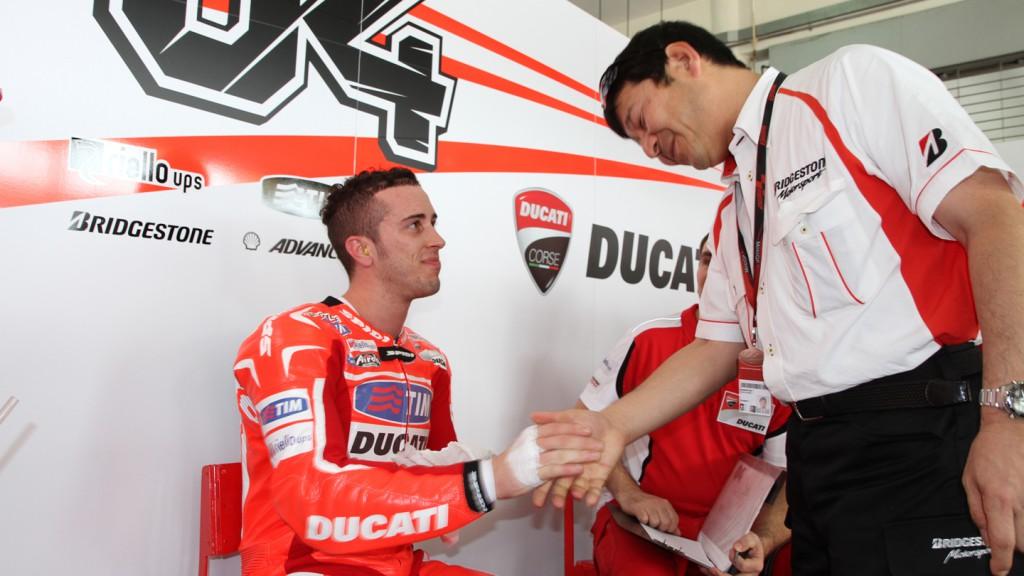 Andrea Dovizioso, Ducati Team - Sepang Official MotoGP Test