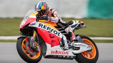 Dani Pedrosa, Repsol Honda Team - Sepang Official MotoGP Test